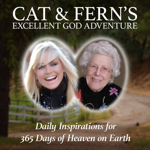 Cat and Fern's Excellent God Adventure personalized and/or signed