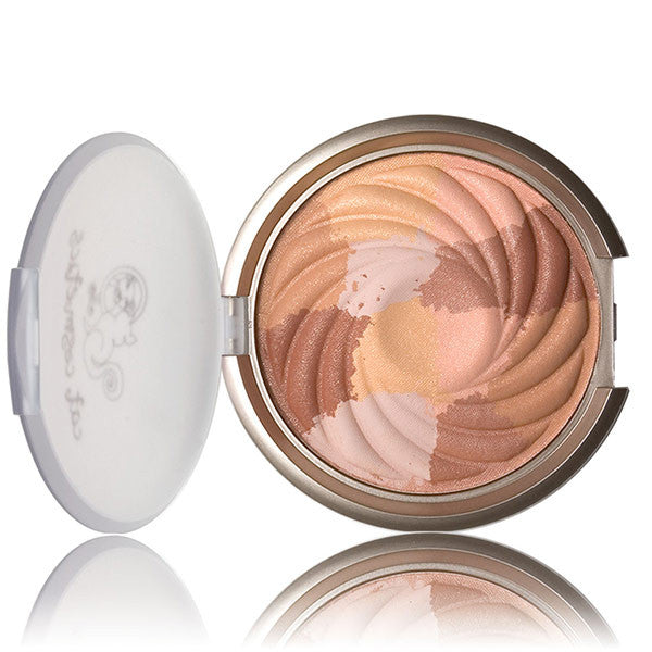 Catalicious Baked Swirl Bronzer/Contour