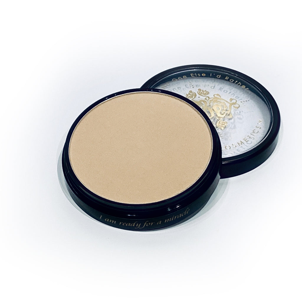 Cat Call Pressed Powder in Beige (Med-light) Stack (Most Popular)