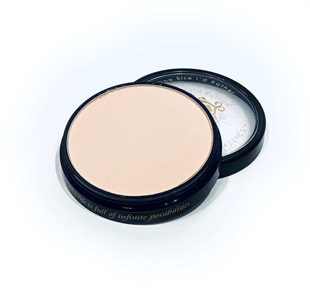 Cat Call Pressed Powder in Light Stack