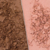 Cheekbones Contour/Highlight Powder Duo Compact-matte/shimmer duo