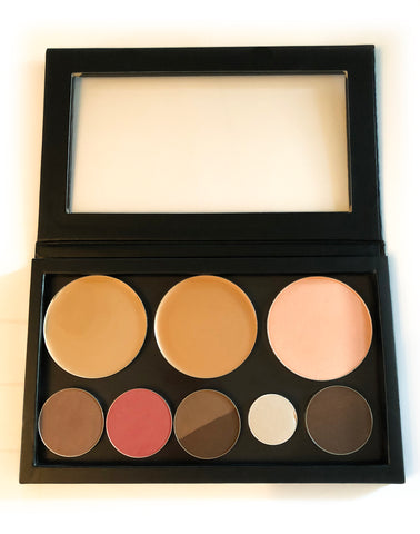 Empty Magnetized Palette For Multiple Pan Sizes NEW!