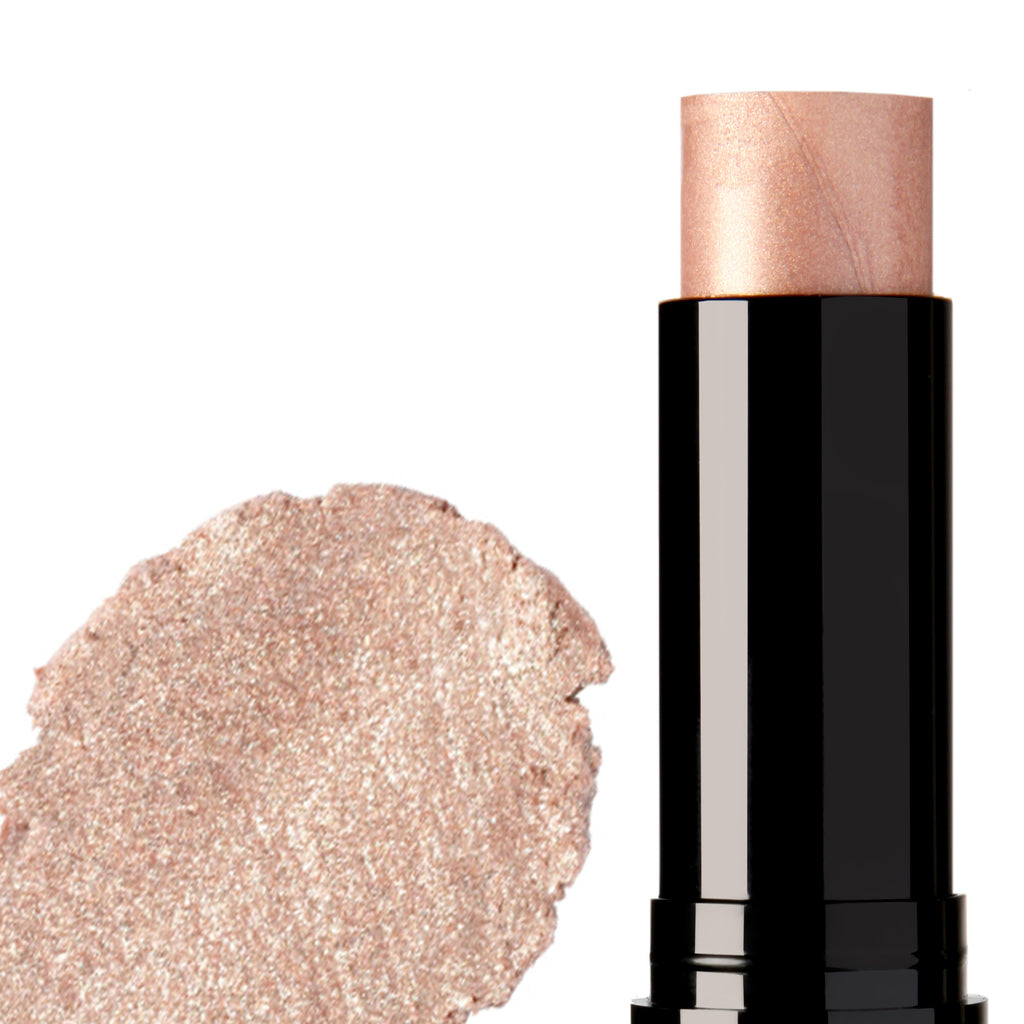 Illuminating Stick for Face, Lips & Eyes in ICED GOLD