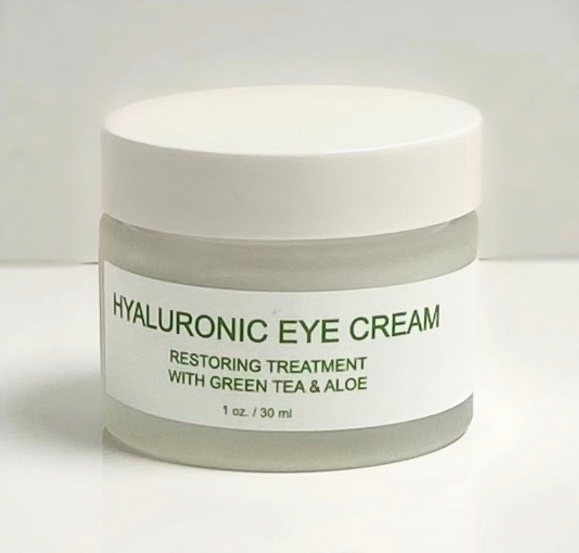 Hyaluronic Eye Cream BACK IN STOCK!