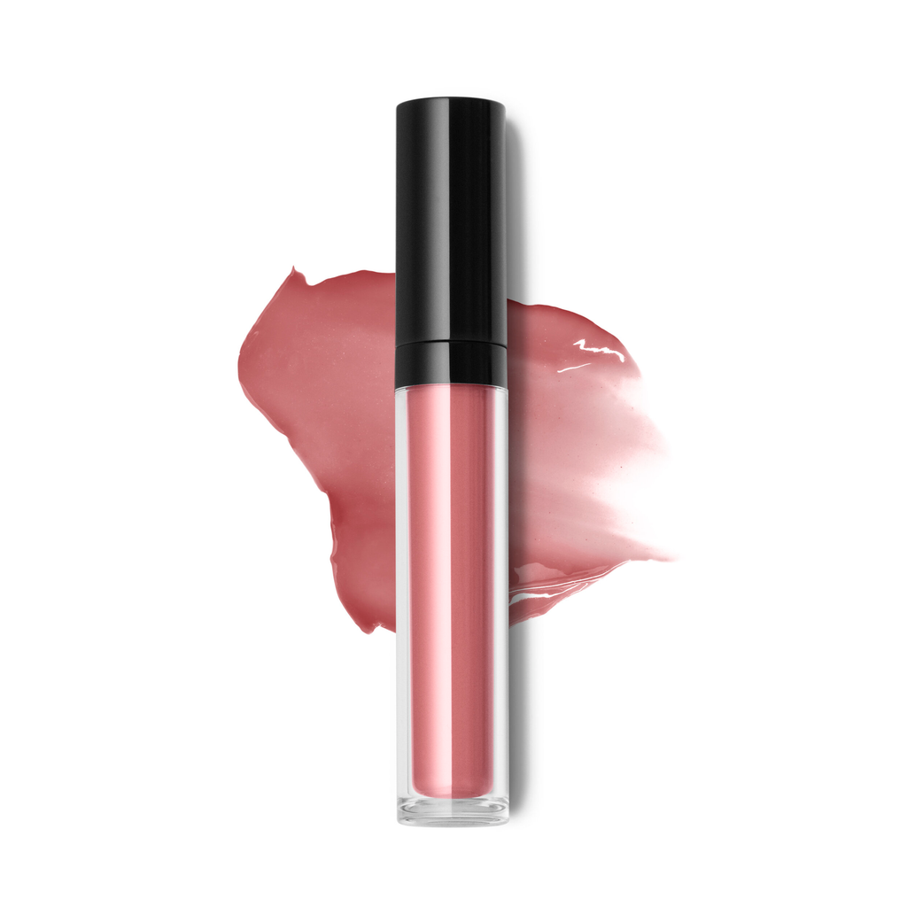 Liquid To Matte in 'KITTEN PINK'  The mask friendly lip color!