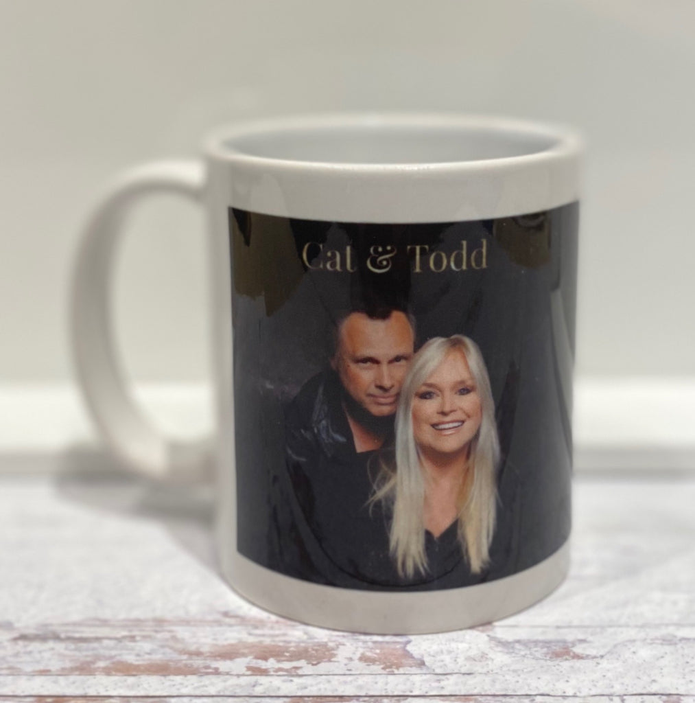 Cat & Todd Coffee Cup