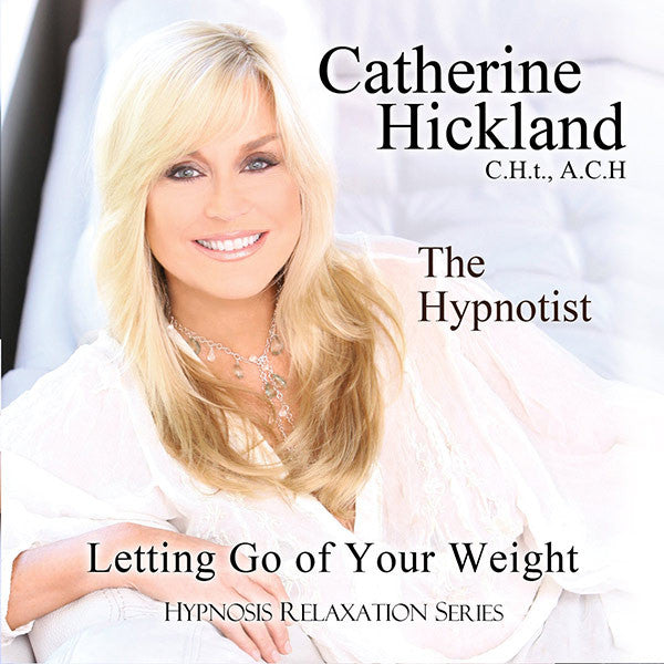 Letting Go Of Your Weight Hypnosis CD By Cat Cosmetics
