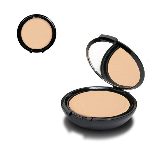 "Original ""Skin Double"" Anti-Aging Cream Foundation in Compact in LIGHT *Golden Yellow Undertone*"