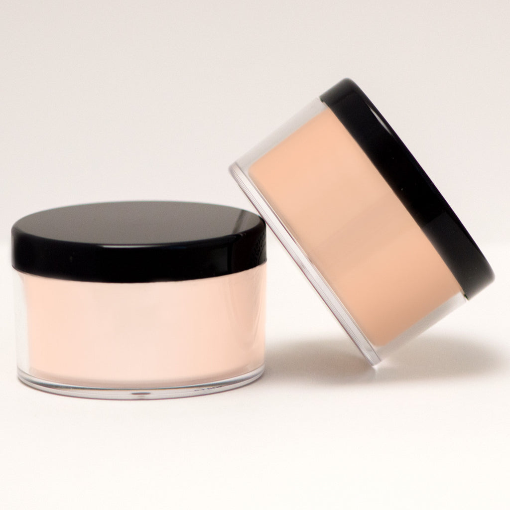 Beige Loose Translucent Face Powder