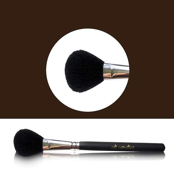 Luxury Blush And Powder Brush By Cat Cosmetics