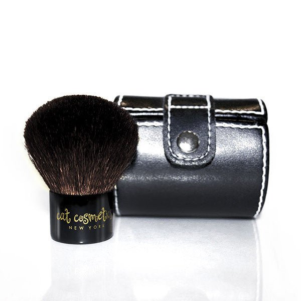 Luxury Kabuki Brush By Cat Cosmetics