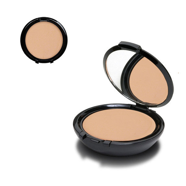 Original Anti-Aging Skin Double Flawless Cream Foundation in Compact Med-Light *Golden Yellow Undertone*