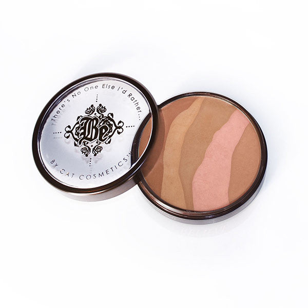 Mineral Luxe Bronzer - Adventurous By Cat Cosmetics