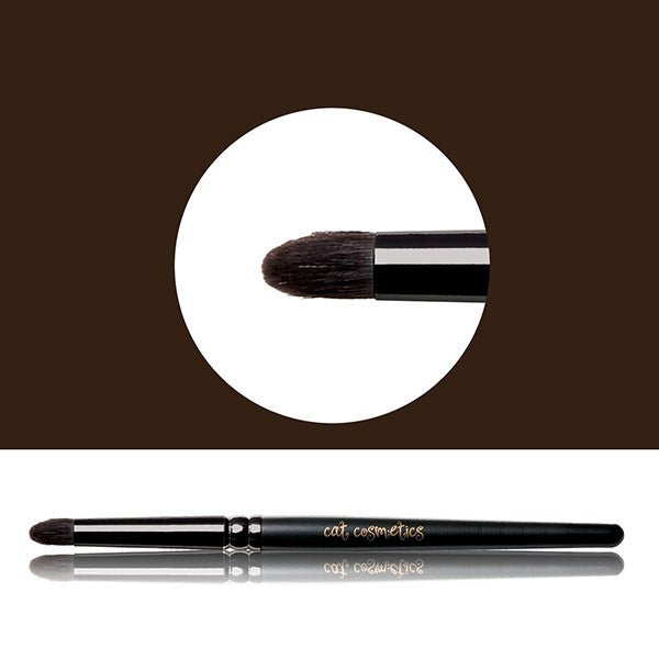 Precision Eye Shadow Brush By Cat Cosmetics