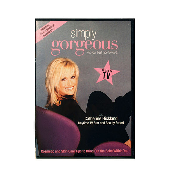 Simply Gorgeous Makeup DVD By Cat Cosmetics
