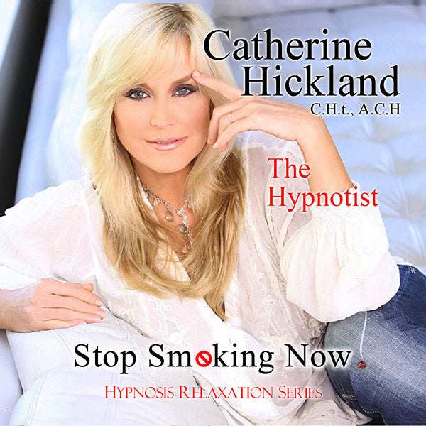 Stop Smoking Now Hypnosis CD By Cat Cosmetics