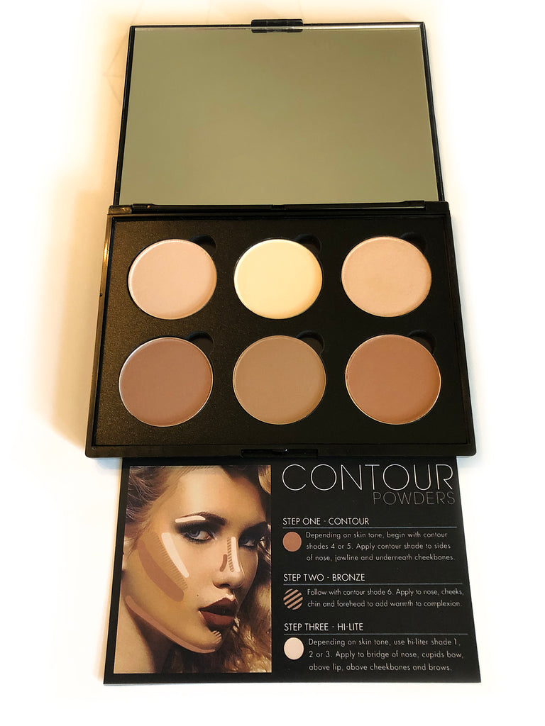 THE Ultimate Contour and Bronzer Kit!