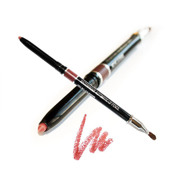 Waterproof Lip Pencil - Earthy Rose By Cat Cosmetics