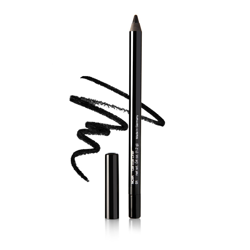 Gel Eye Liner (Pencil) - Noir