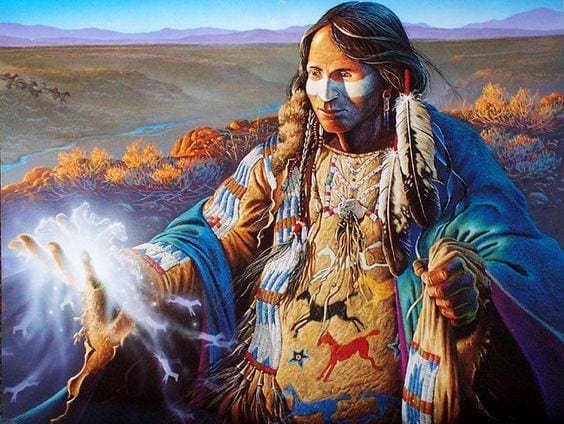 Shamanic Attunements