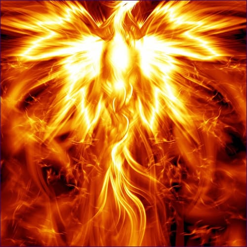 Cry Of The Phoenix Reiki
