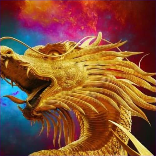 Dragon Animal Meditation Empowerment