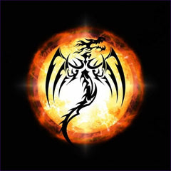 Dragons Fire Reiki