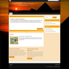 Egyptian Reiki Healing Website