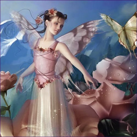Fairies Of The Roses Empowerment Reiki