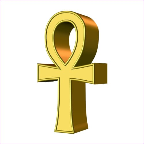 Golden Ankh Initiation