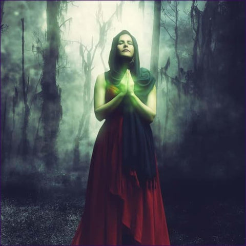 GreenwomanSacred Mother of the Woods Attunement