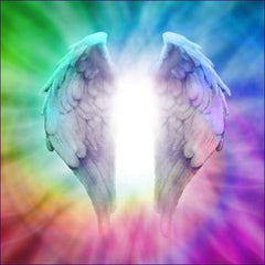 Halmariah The Angel of Divine Luck Manual Reiki