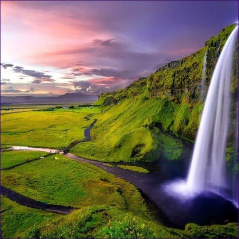 Indian Waterfall Reiki