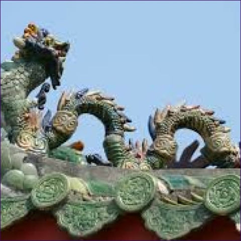 Jade Dragon Reiki