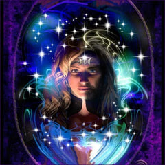 Magick Eye of the Seer Reiki