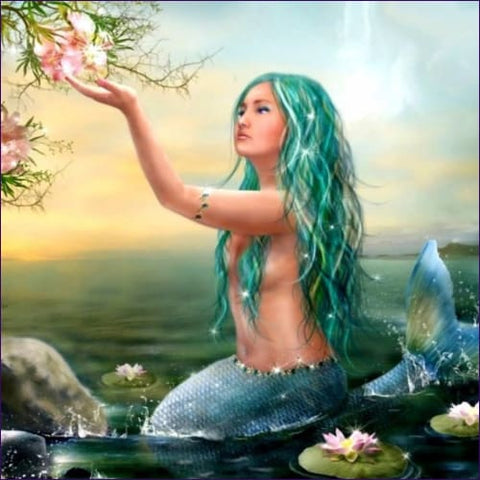 Mystical Mermaid Healing System