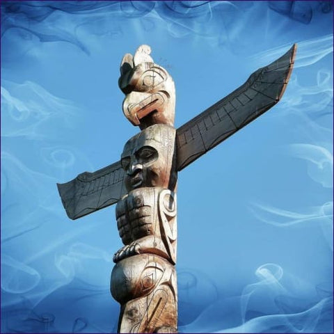 Totem Animals Master Shamanic Reiki