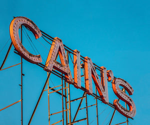 Tulsa's Cain's Ballroom Photo Print | Tyler Thomason Photography