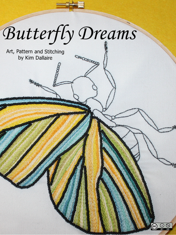 Butterfly Dreams     PDF Pattern