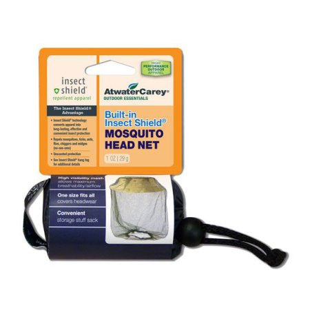 Atwater Carey Bug Headnet - Cabin Fever Outfitters