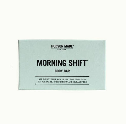 Hudson Made - Morning Shift Body Bar Soap