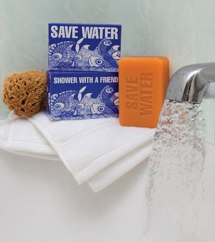 Kalastyle - Save Water/Shower with a Friend Soap - Cabin Fever Outfitters
