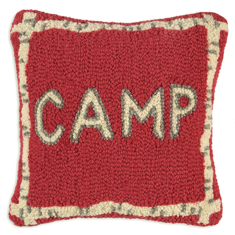 Camp Pillow - Cabin Fever Outfitters