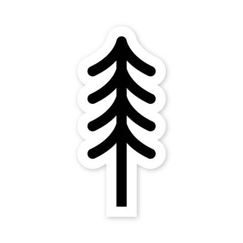 Fell - Pine Tree Sticker