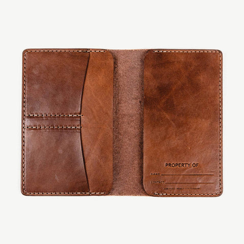 Bradley Mountain - Charter Wallet