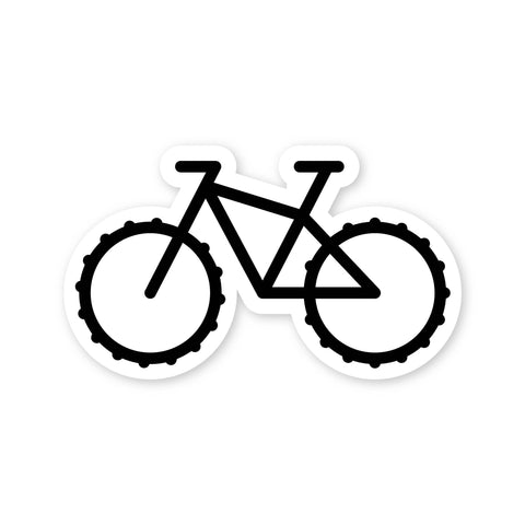 Fell - Mountain Bike Sticker