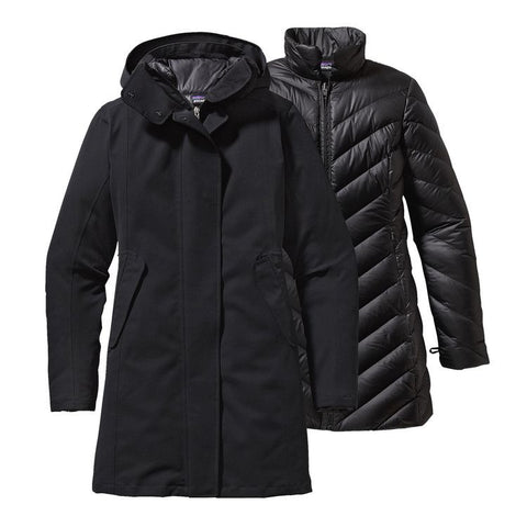 W's Tres 3-In-1 Parka - Cabin Fever Outfitters