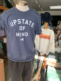 Upstate of Mind T-shirt - Cabin Fever Outfitters