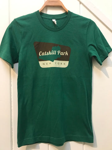 Catskill Park T-shirt - Cabin Fever Outfitters