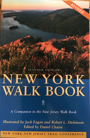 New York Walk Book - Cabin Fever Outfitters